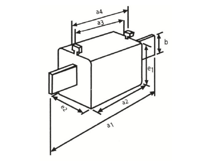 500 Volt Industrial Fuse-Links - Type LSPN/DIN